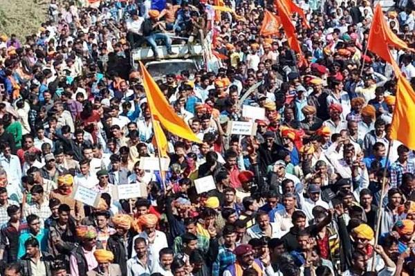 bjp will boycott the elections in rajput society