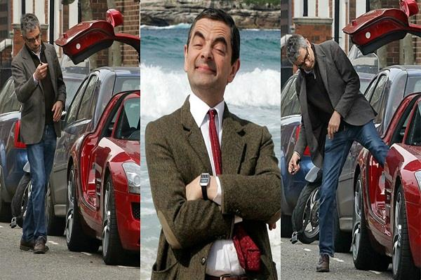 mr beans life style