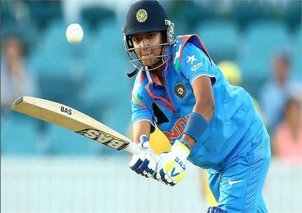 meerut harmanpreet kaur the woman cricketer