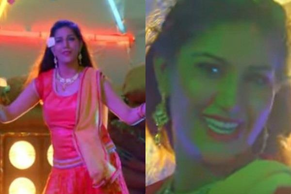 sapna chaudhary debut in bhojpuri films