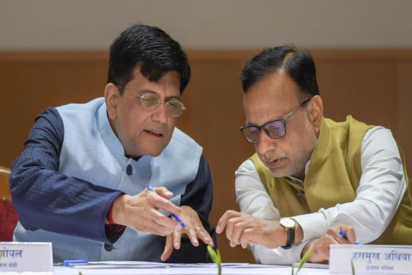 gst collections rise to rs 95 610 crore in june adhia