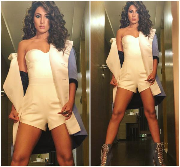 देखिए वीडियो, हिना खान ने घटाया 7 किलो वजन