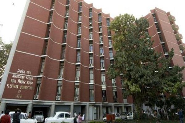 election commission will get all 16 15 lakh vvpate machines till november