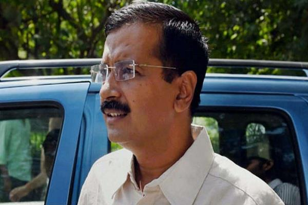 kejriwal says provide shelter to people living near yamuna