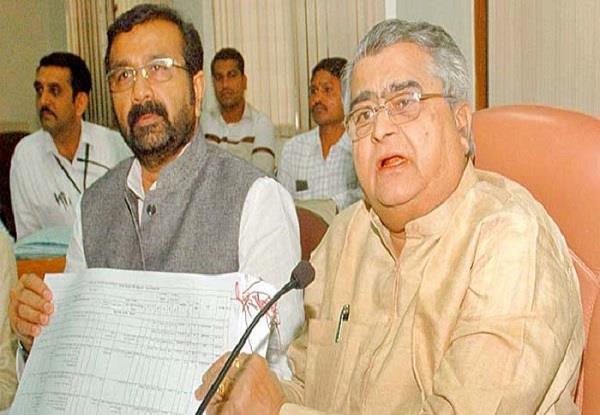 accused of harassing kumaraswamy in karnataka congress