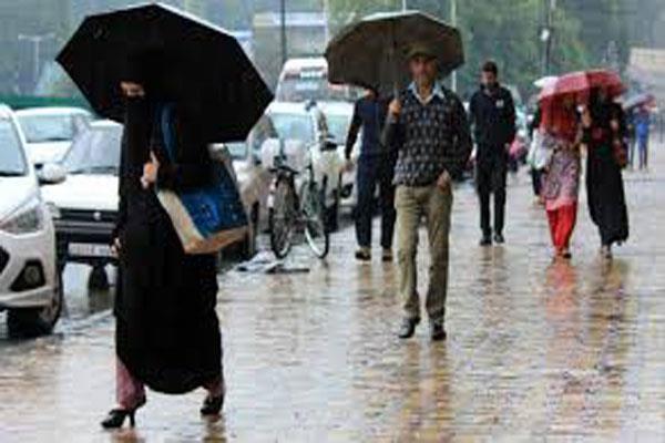 met dept rubbishes heavy rainfall rumours