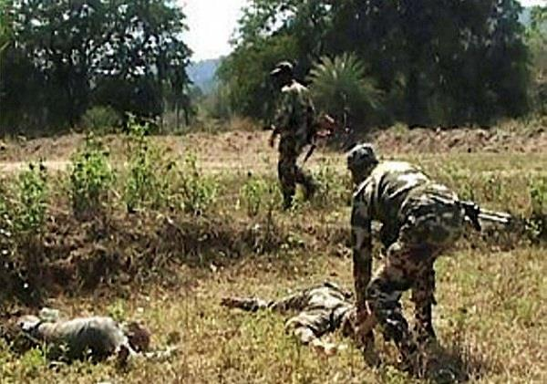 two bsf jawans martyred in naxal attack