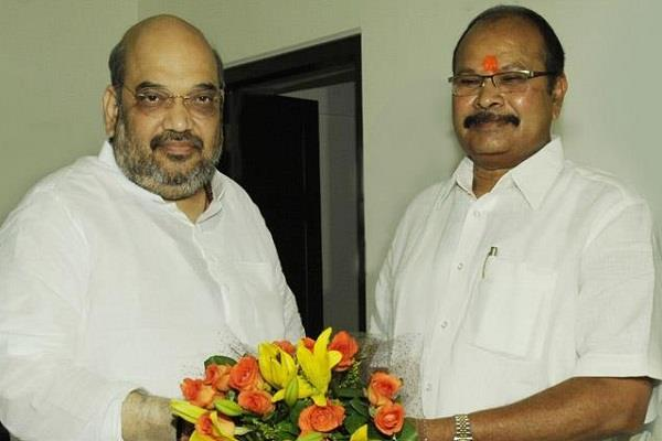 bjp in andhra pradesh will not join any coalition