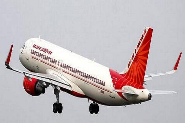 case of a knife bite ace air india
