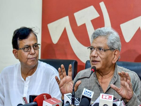 no big coalition will be formed before elections of 2019 yechury