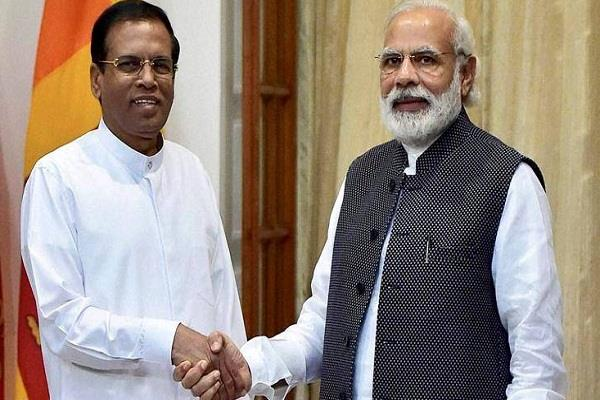 india will be in good and bad times with sri lanka modi
