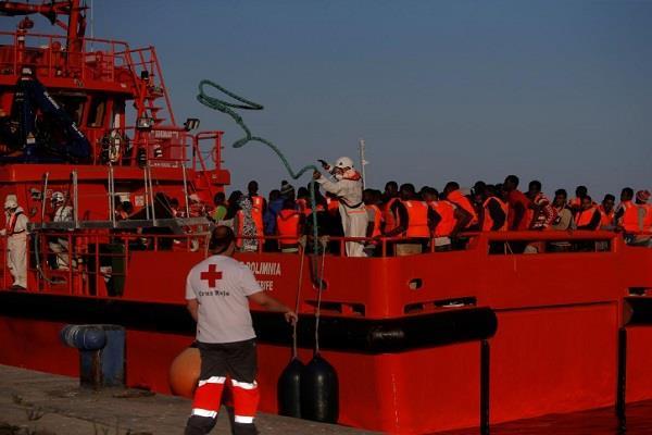 so far 1500 deaths in the mediterranean sea this year