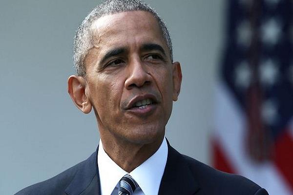 obama speaks a trick on the trumpet in the mandela address