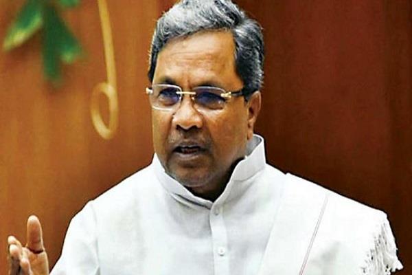 no plans to contest lok sabha elections siddaramaiah