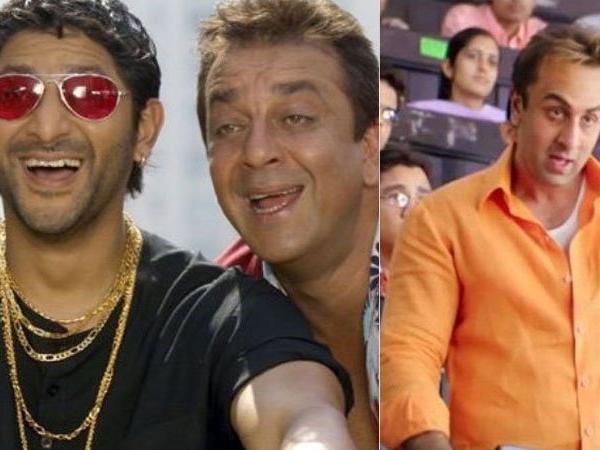 ranbir kapoor may cast circuit role in munna bhai series