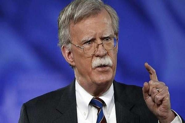 trump warns iran to suffer serious consequences bolton
