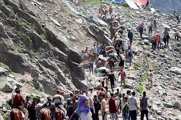 nepal 290 pilgrims stranded in karnataka due to heavy rains