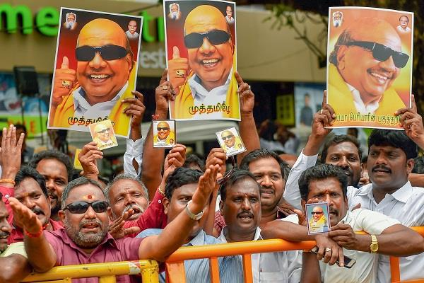 know what is the story of karunanidhi s 46 year old glass