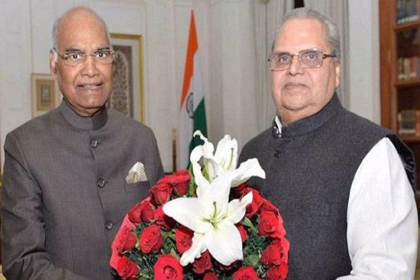 satyapal malik first politician to be appointed governor of jammu and kashmir