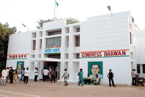 rahul re organization of odisha congress committee