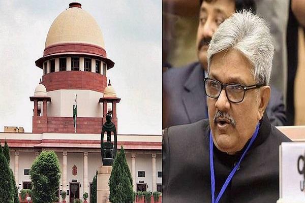 justice km joseph will take oath today in supreme court judge