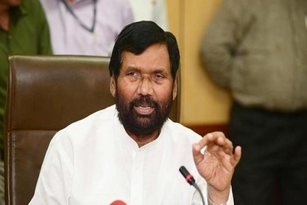 paswan told pm modi to be the largest ambedkarite