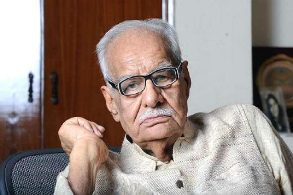 senior journalist mr kuldeep nayar passes away