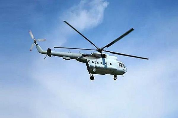 5 killed in a helicopter crash in tajikistan