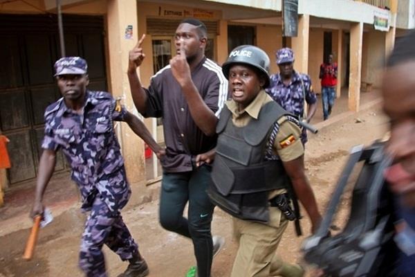 1 killed five wounded in uganda demonstration