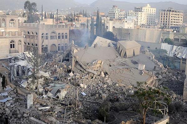 yemens hodeidah port raid 26 killed