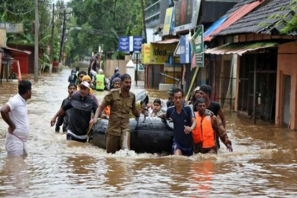 kerala floods number of dead reached 357