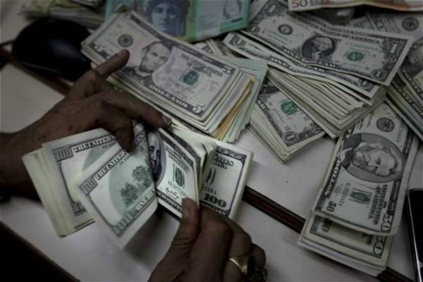 foreign exchange reserves decrease to 25 147 billion dollar in four months