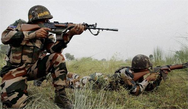 militants encounter with security forces death of four terrorists