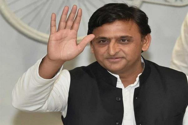 akhilesh will build a grand temple of vishnu