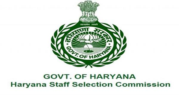 haryana staff selection commission jobs