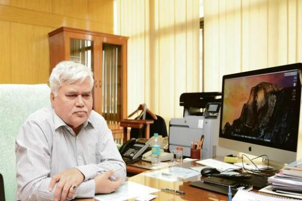 trai chief rs sharma tenure extended for 2 years