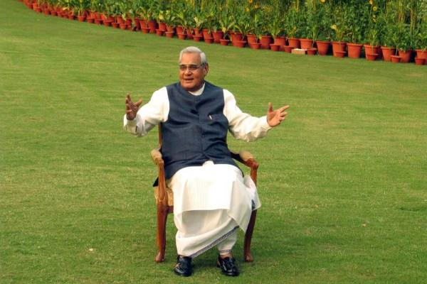 atal bihari vajpayee key role in ing of gst