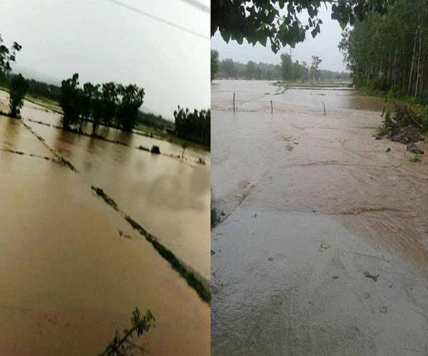 rain rises in up ten people die in last 24 hours