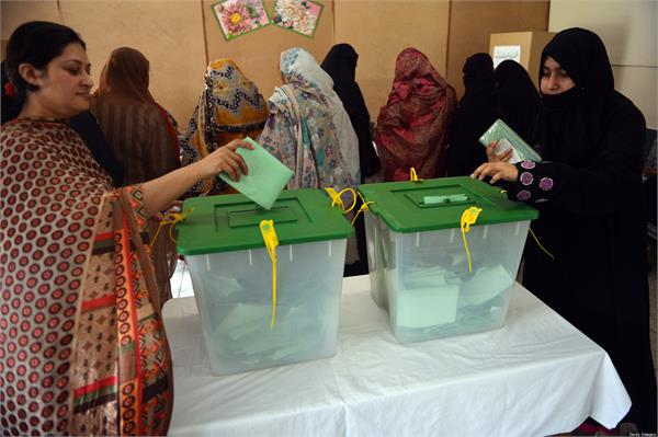 polling officer claims security forces have abducted for rigging votes