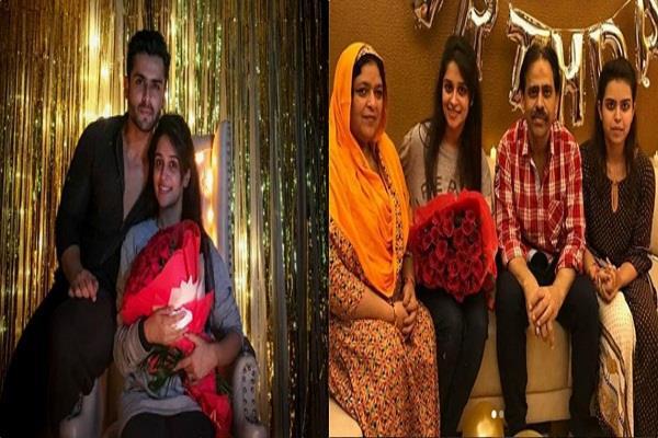 shoaib ibrahim celebrate dipika kakar birthday with family