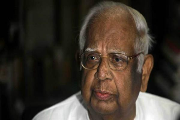 former speaker somnath chatterjee passed away