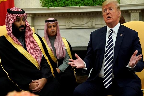 us welcomes saudi financial aid given to syria