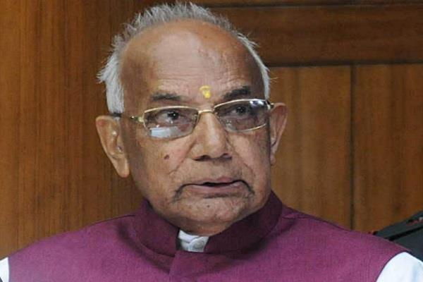 governor released  bhagirathi