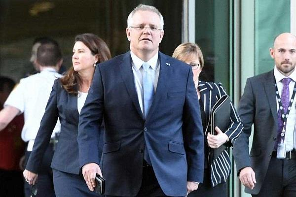 scott morrison to be australian prime minister