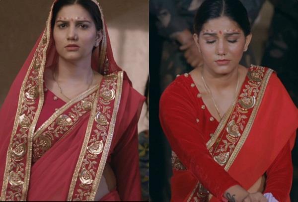 sapna choudhary new video
