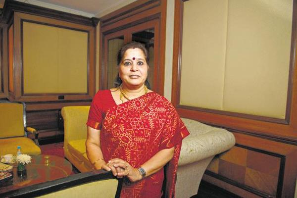 bail to former managing director usha ananthasubramanian
