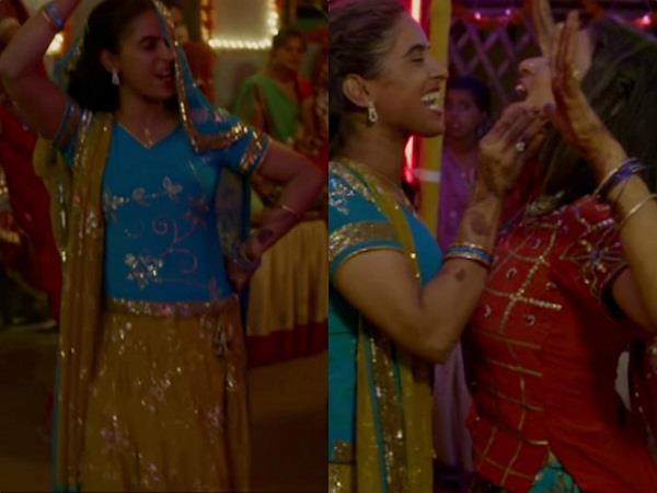 रिलीज हुआ फिल्म 'पटाखा' का पहला गाना, साफ दिखीं दों बहनों की नोकझोंक
