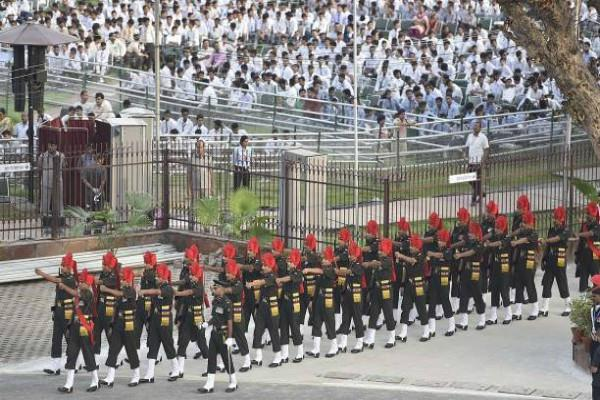 independence day full dress rehearsal will be on red fort today