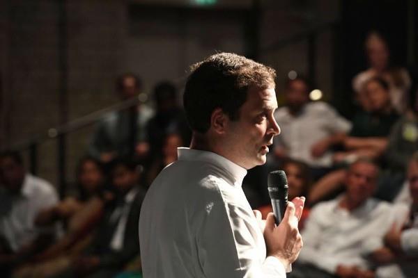 berlin congress releases rahul speech