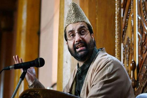 no law can change article 35a said mirwaiz